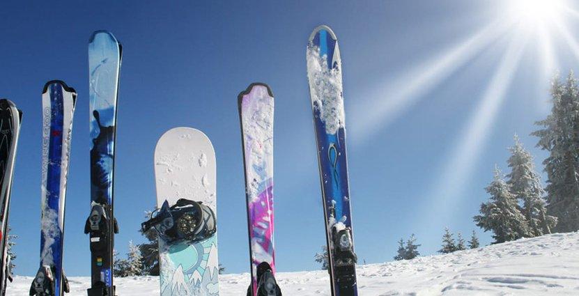 De skidorter i Sverige som svenskarna helst reser till under vintern ligger Åre i topp, följt av Sälen och Riksgränsen. Foto: SJ