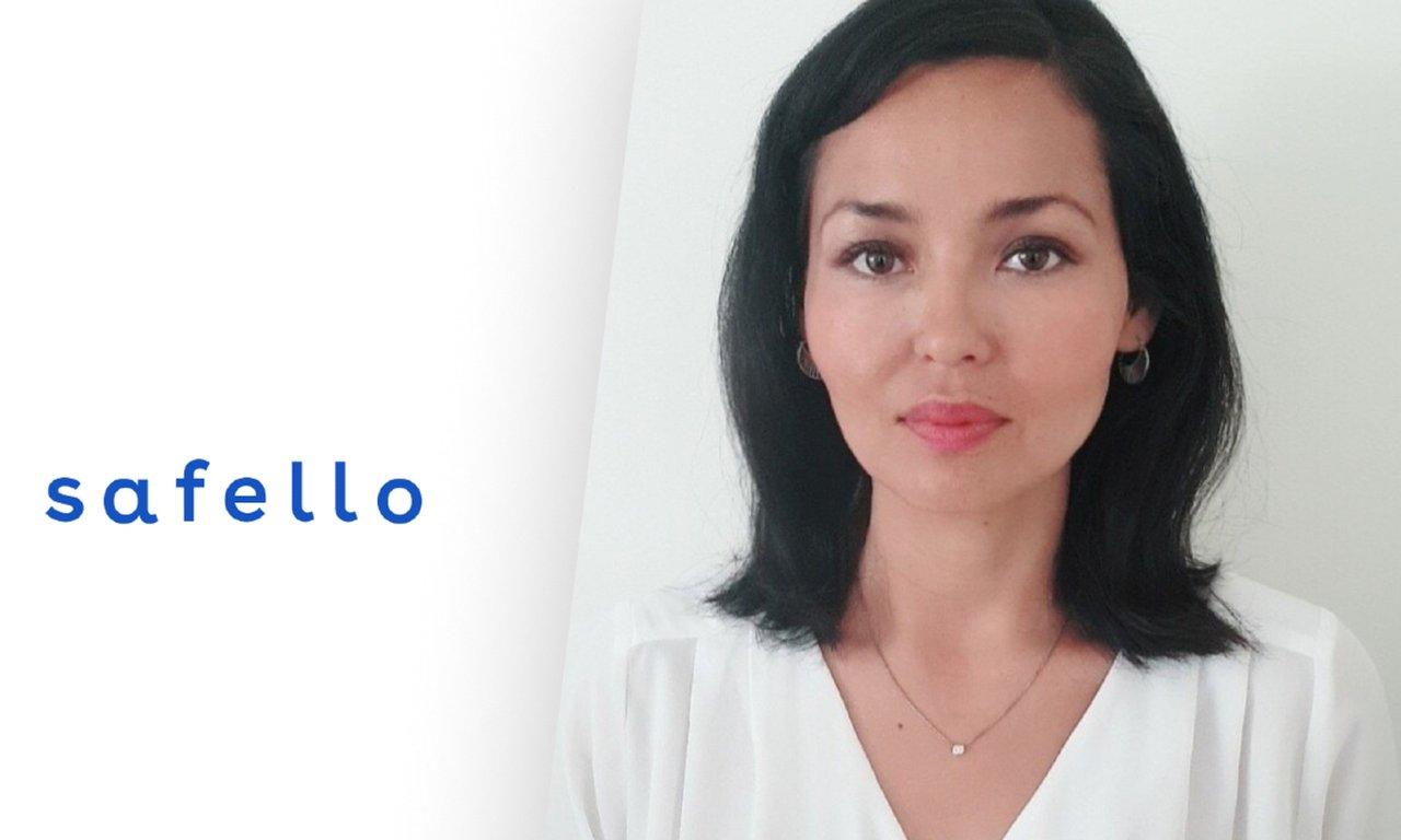 Kryptoprofilen Gina Pari klar för Safello – ska leda nya affärsområden.