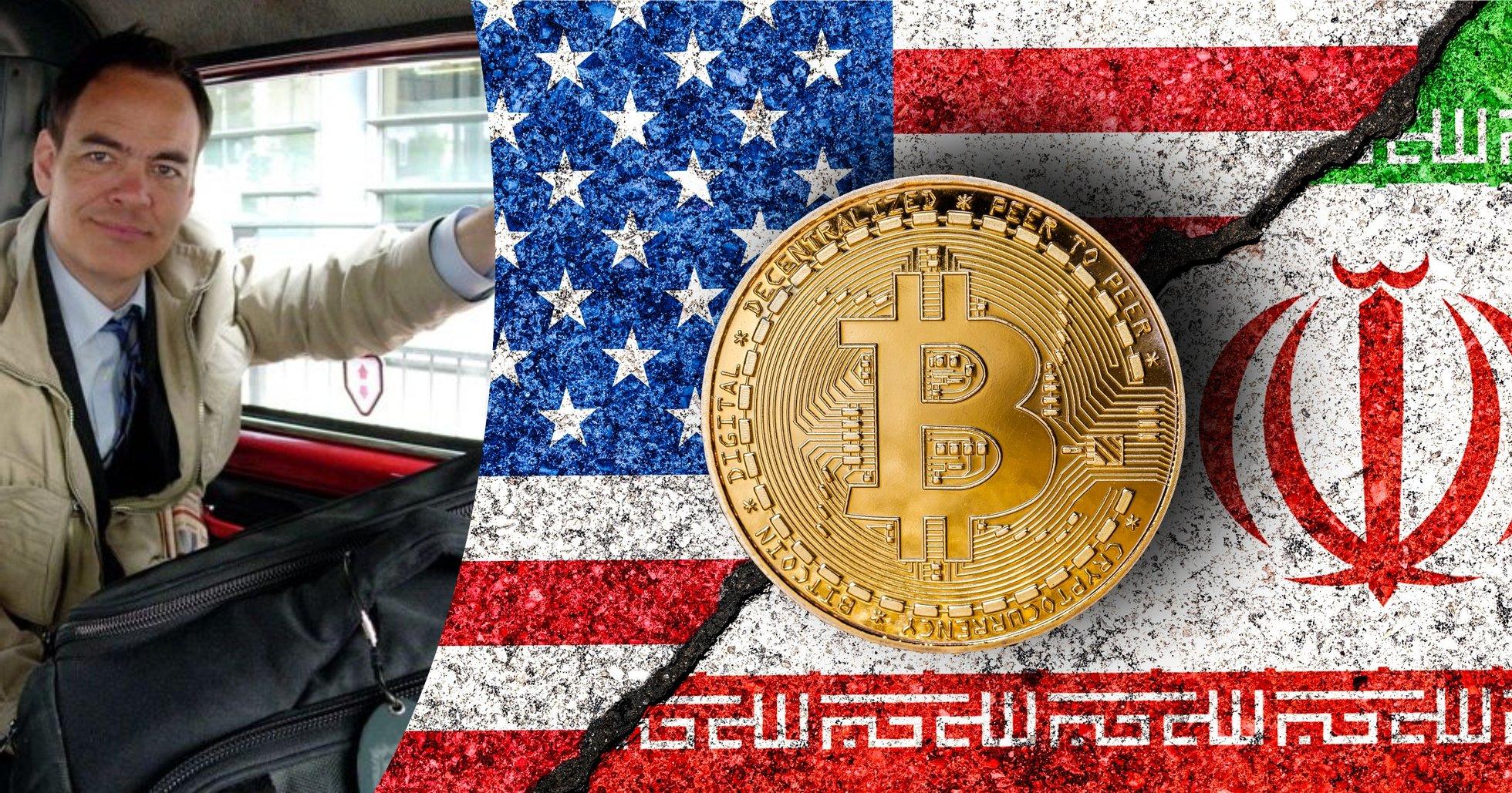 Kryptoprofil: Bitcoinpriset kommer att nå 500 000 dollar när USA ger sig in i kapplöpning med Iran