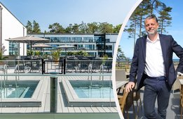 Charterkoncept kan hjälpa Båstadshotell i krisen