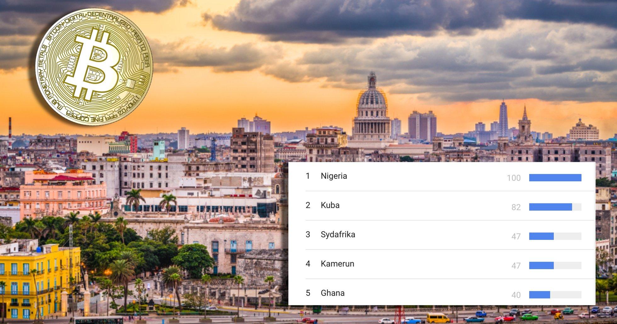 Allt fler söker sig till bitcoin i sanktionernas Kuba