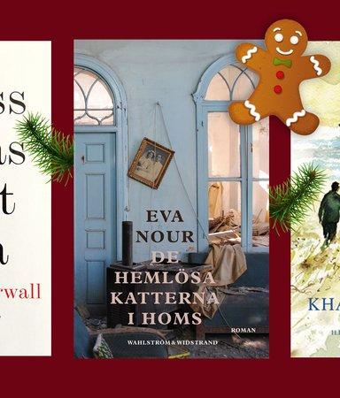 5 starka och känslofyllda böcker att ge bort i julklapp