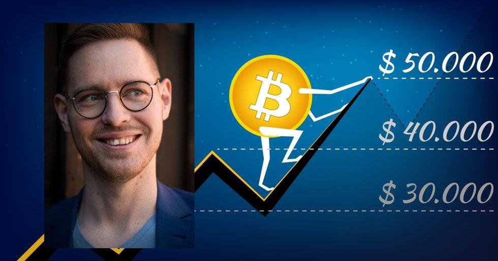 Bitcoinpriset åter över 50 000 dollar – för första gången sedan maj.