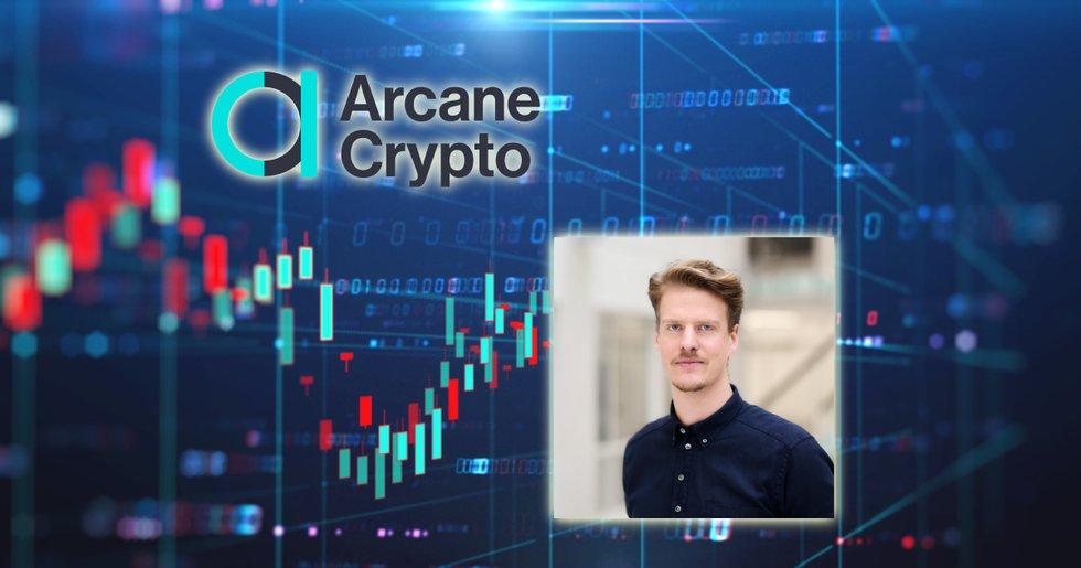 Arcane Crypto presenterar kvartalsrapport – ökar omsättningen kraftigt