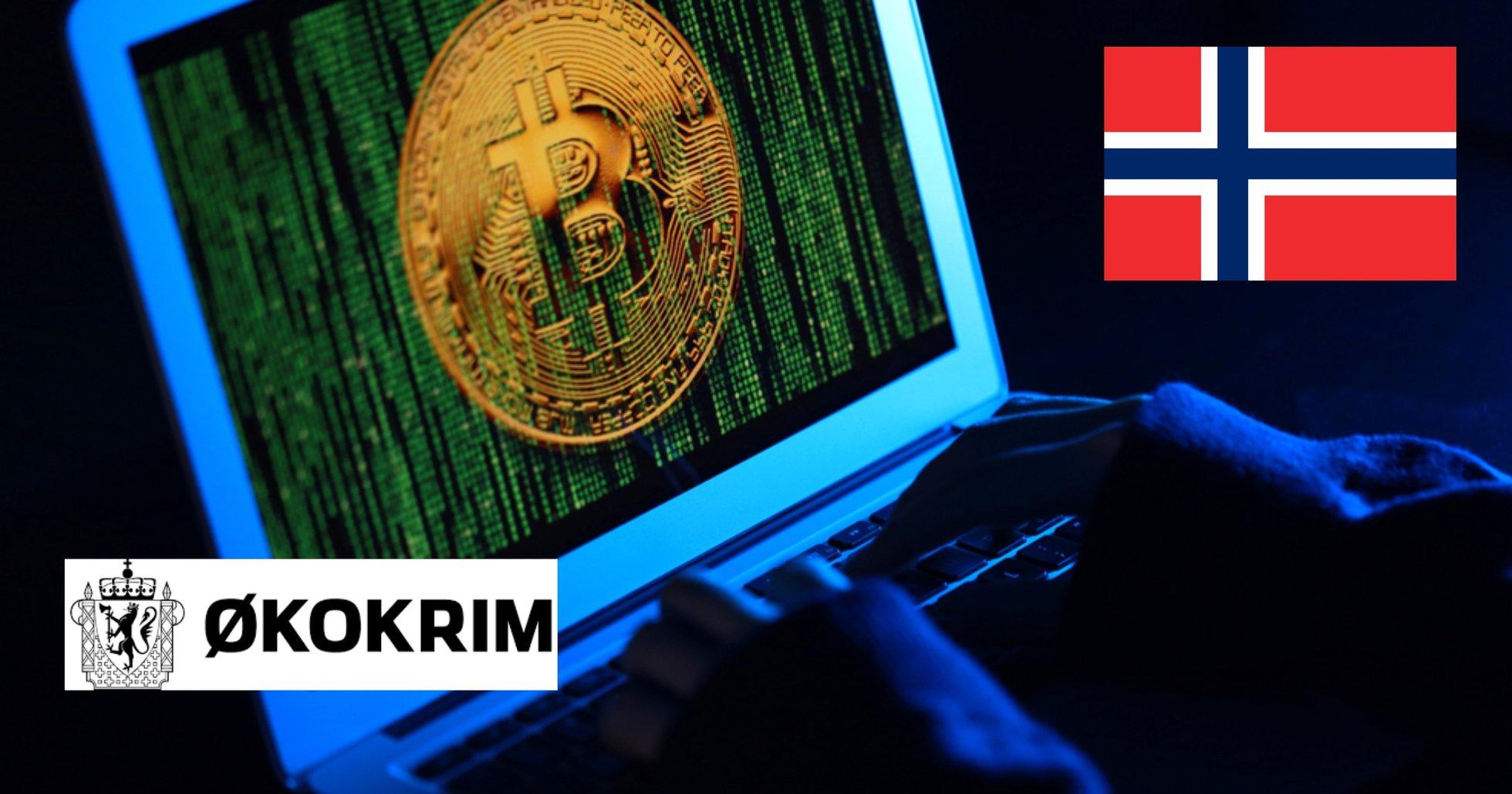 Norge har över 10 oregistrerade kryptoväxlare som används av kriminella