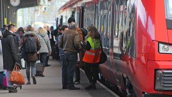 Bussar ersätter tåg