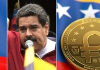 Venezuelan president Nicolás Maduro orders major bank to use the petro