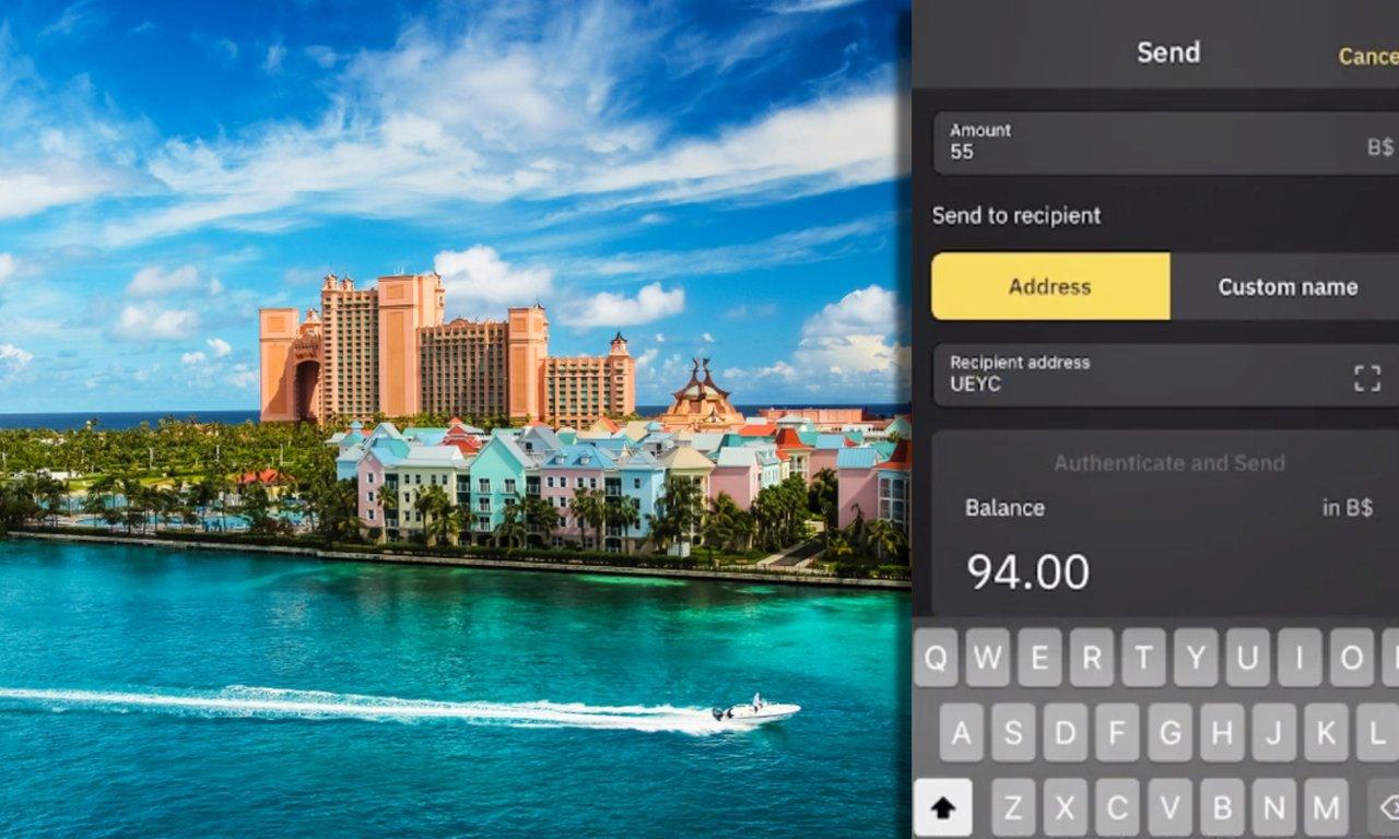 Bahamas har lanserat sanddollarn – världens första centralbanksutfärdade digitala valuta