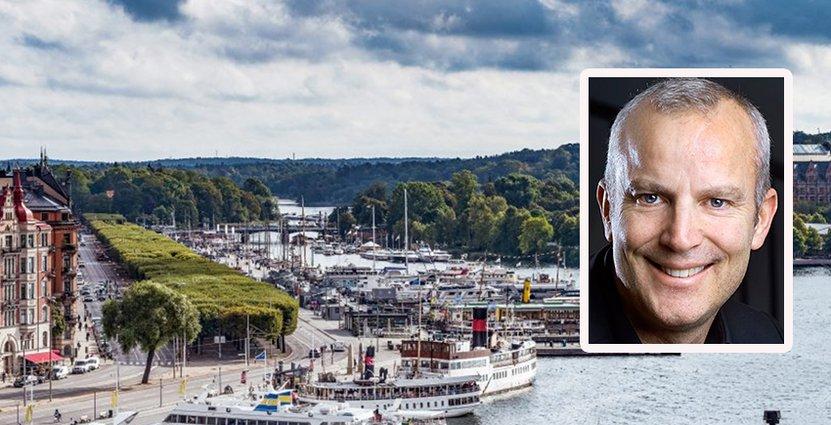 Det finns en efterfrågan på exklusiva, mindre hotell, säger Stureplangruppens ordförande Thomas Engelhart. Foto: Stureplansgruppen