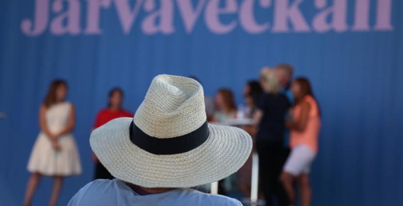 Järvaveckan innebär en möjlighet att berätta för unga<br />  om besöksnäringen som framtidsbransch. Foto: Pressbild