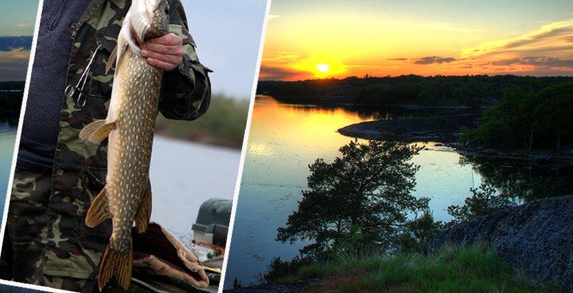 Många internationella gäster nappar på fisketurism. Och med det höjs kraven på boende.