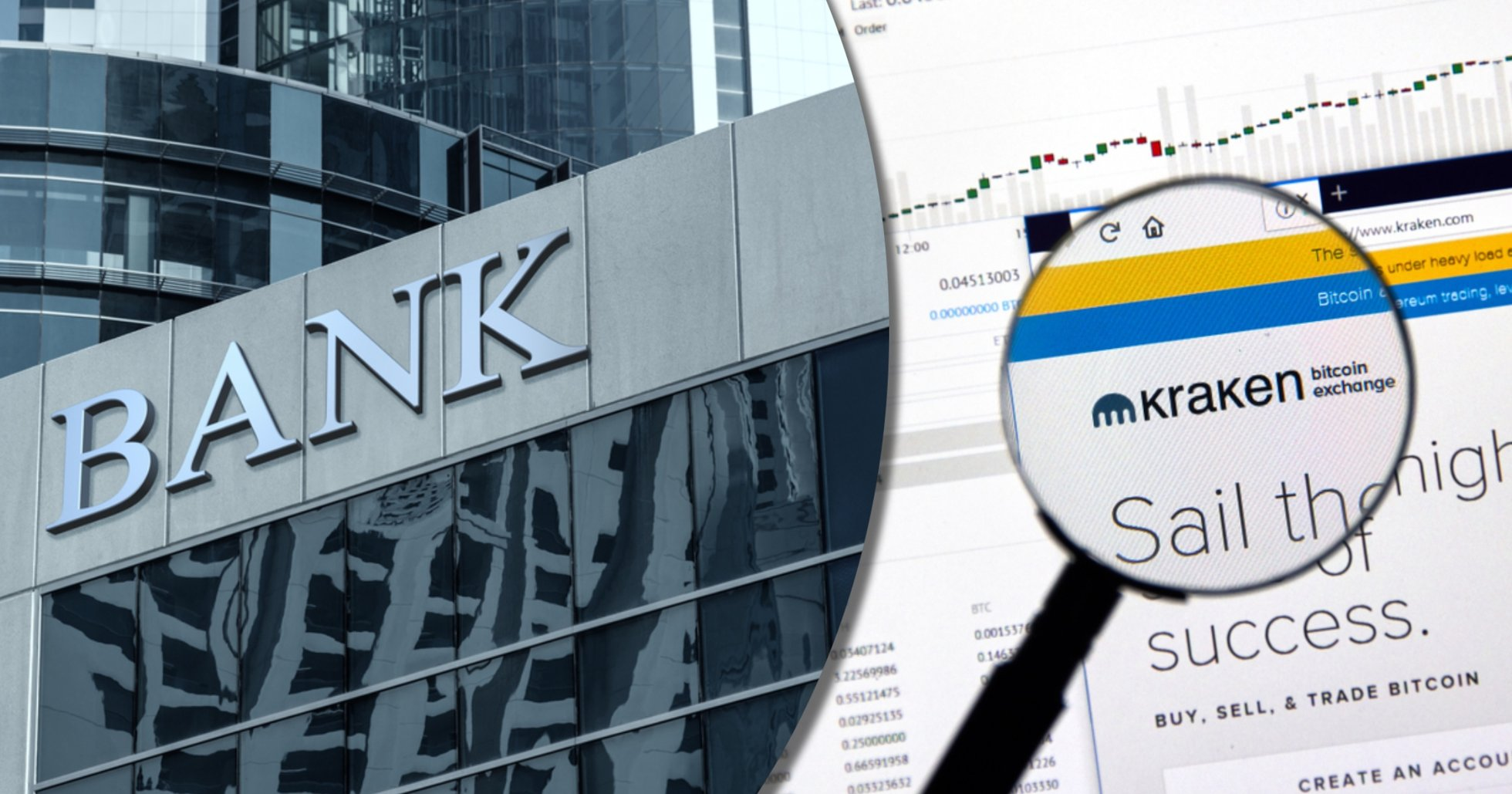 Kraken is granted a banking license – becomes the first crypto bank in the world