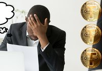 Crazy blunder: $5 billion in tether was accidentally minted