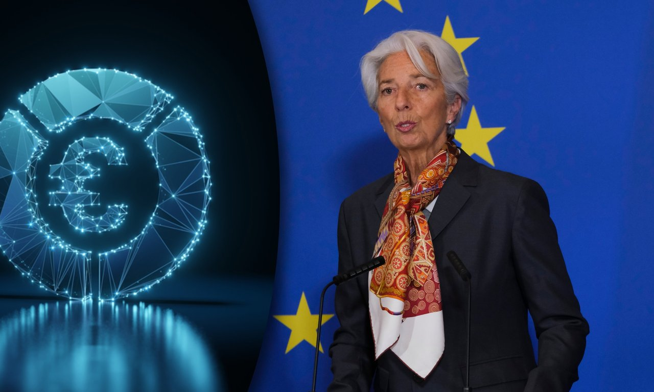 Europeiska centralbanken: En digital euro kommer inte att ersätta kontanter