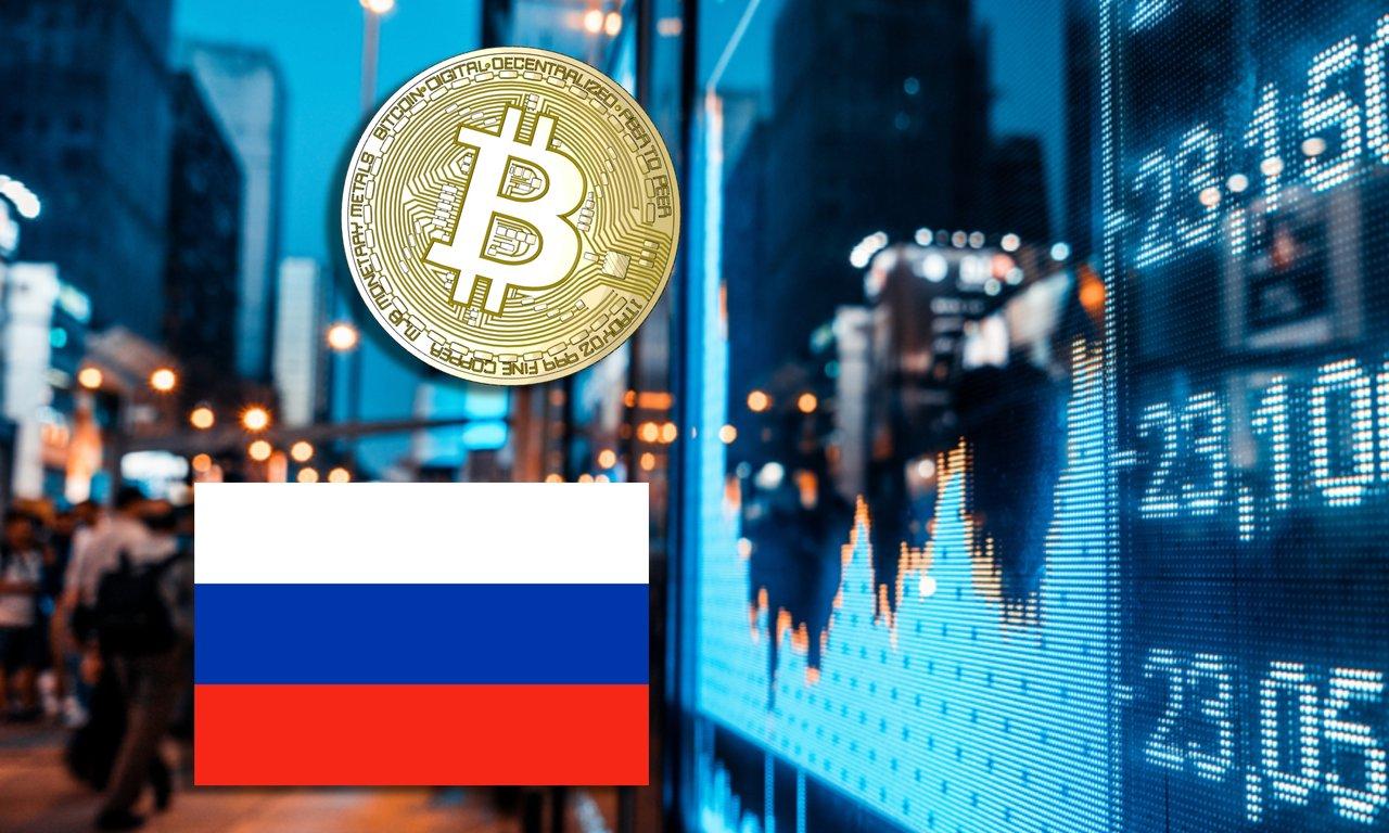 Rysslands centralbank: Inga kryptobolag på börsen, tack