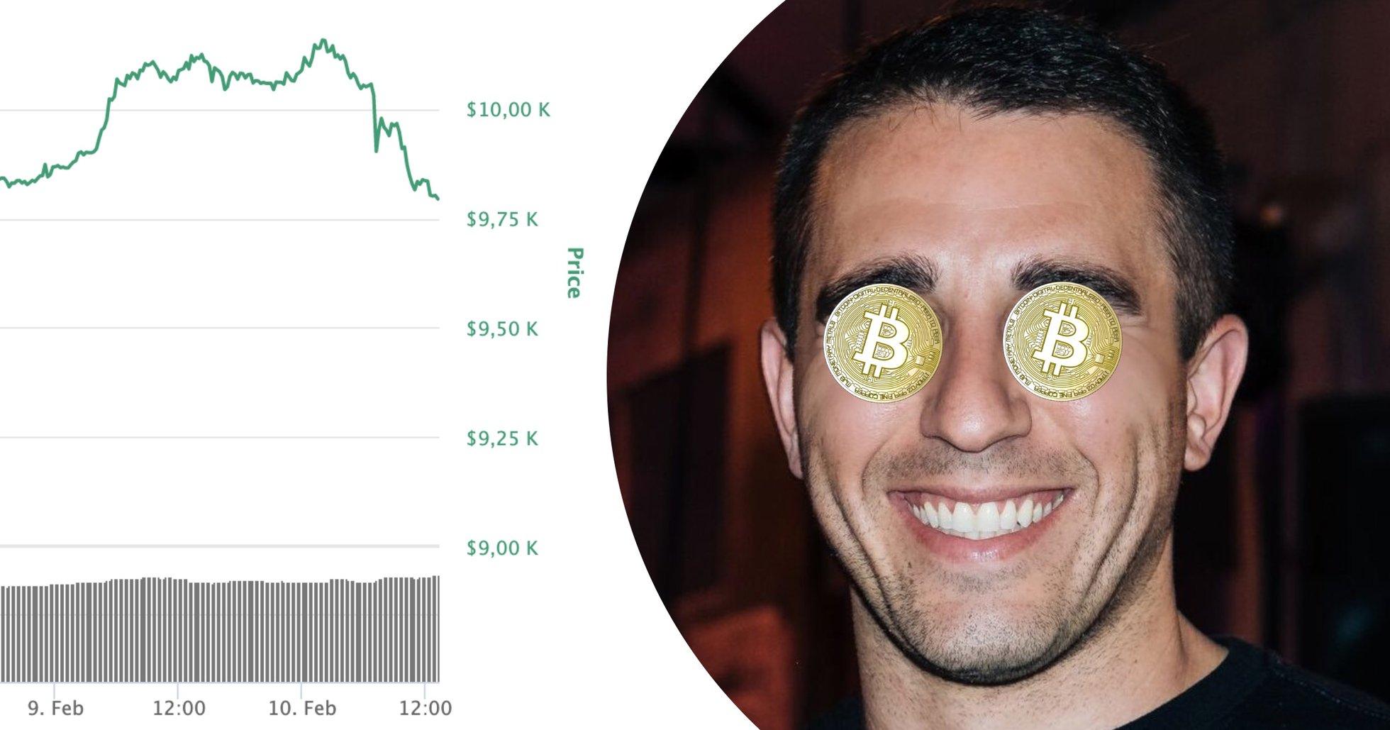 Efter bitcoins superhelg – kryptoprofil förutspår pris på 100 000 dollar