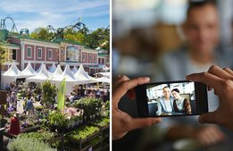 Liseberg störst i Sverige på Instagram