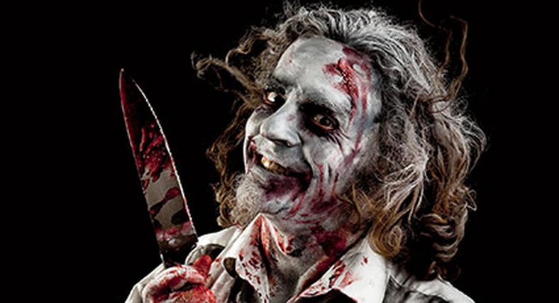 Vågar du bli jagad av zombies?