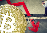 Crypto markets continue to decline – bitcoin tests the $3,500 level