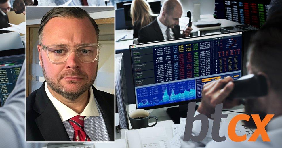 Swedish crypto exchange BTCX aims for IPO.