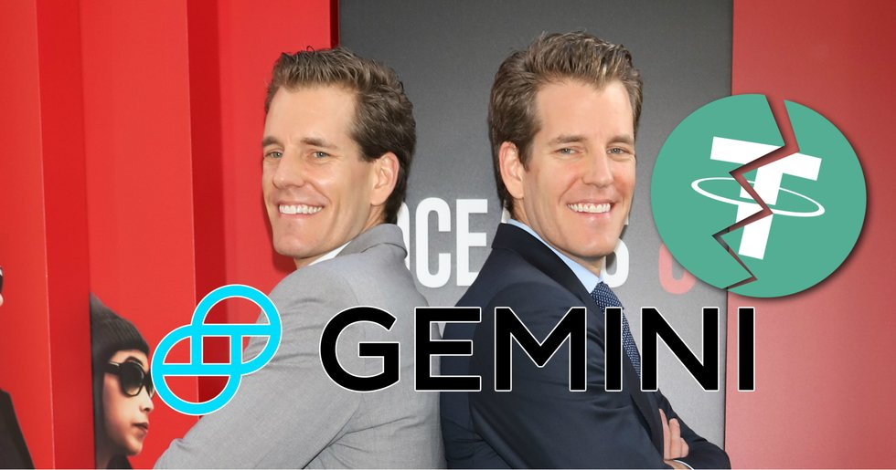 The Winklevoss twins releases their own stablecoin