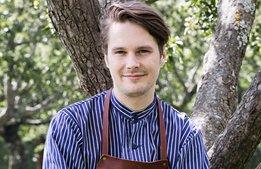 Kocken Filip Fastén är Årets Rising Star