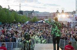 Så bra var Eurovision för Stockholm