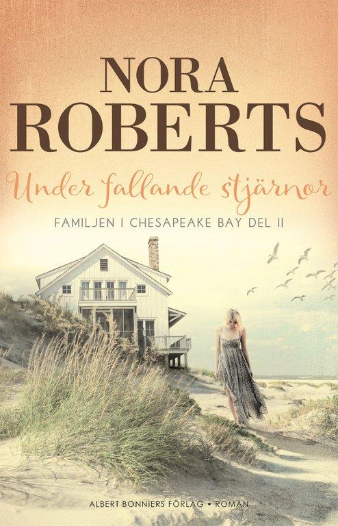 10 Nora Roberts-böcker att börja med – och aldrig lägga ifrån sig