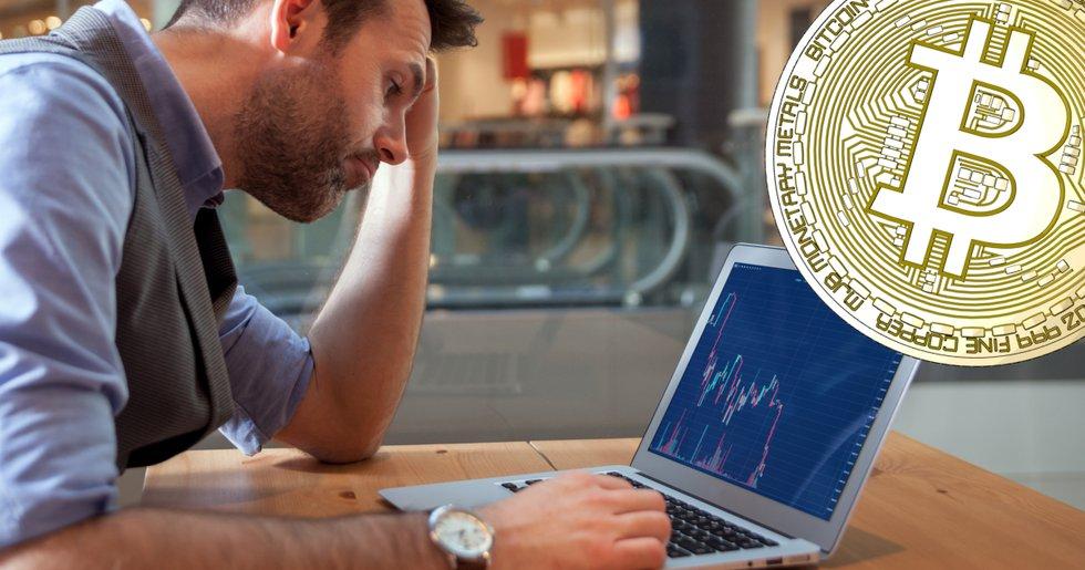 Bitcoinpriset föll 15 procent i natt – här är några möjliga förklaringar till varför.