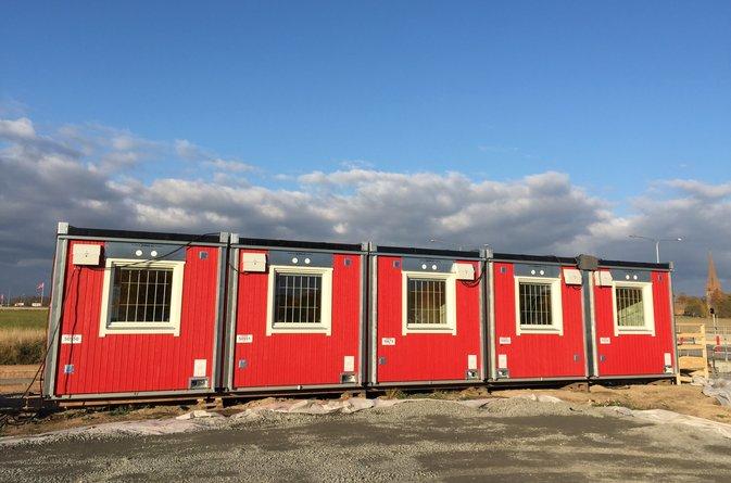 Säg hej till Åke Sundvalls nya kontor i Uppsala