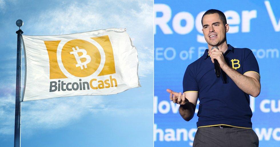 Roger Ver missionerar om bitcoin cash: