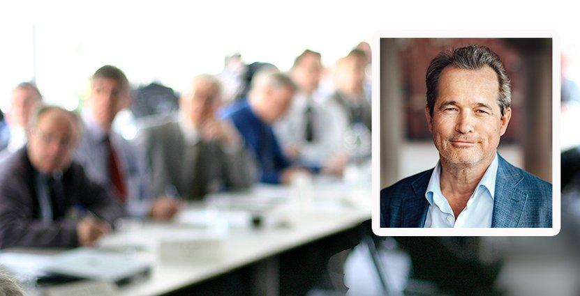 Michael Schüller, med lång erfarenhet från affärsresebyråvärlden, axlar rollen som vd för Svenska Möten.  FOTO: Colourbox/Pressbild