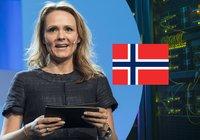 Norges regering föreslår sänkt avgift för kryptominingföretag