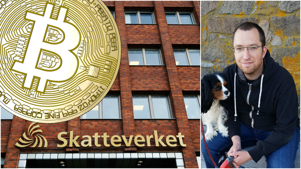 Linus, 34, is forced to pay millions to Swedish government: