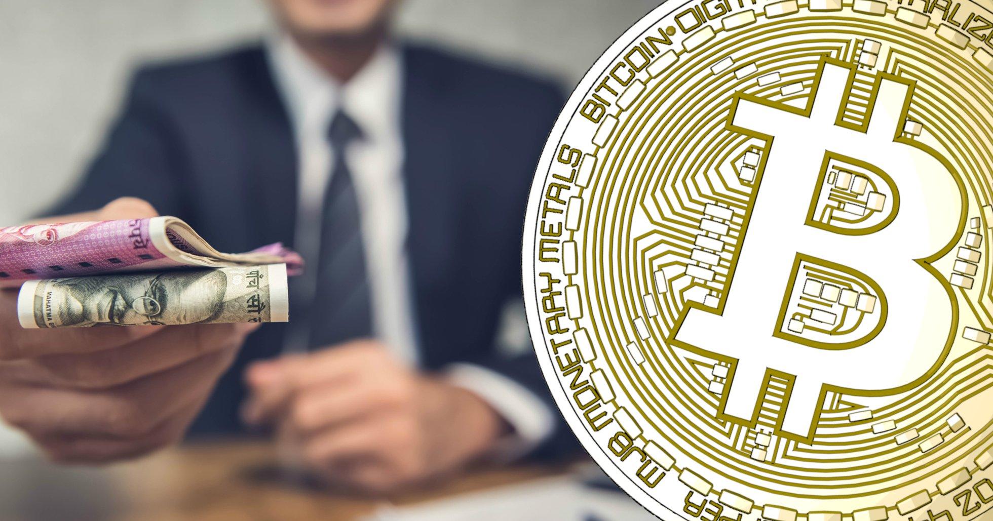 Ny undersökning: Rika indier investerar hellre i bitcoin än andra kryptovalutor.