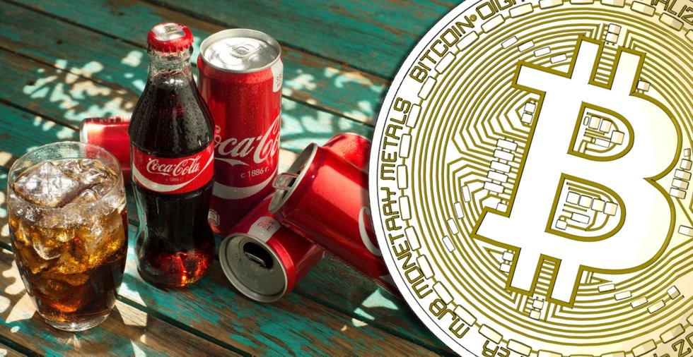 Bitcoin visar styrka – har ett högre marknadsvärde än Coca-Cola