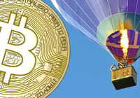 Bitcoin is rising – has increased hundreds of dollars in the last 24 hours