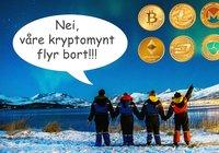 Norska börsen paniksålde användarnas kryptovalutor – nu uttalar sig ägaren