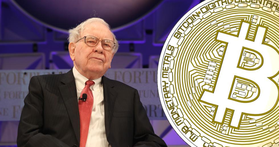 Kryptoentreprenör betalar 43 miljoner kronor för att luncha med Warren Buffett.