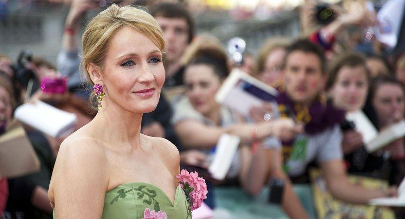 J.K. Rowling – från bidrag till en av världens rikaste