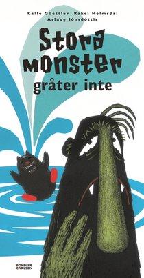 Boktips – Vi vill läsa allt om monster
