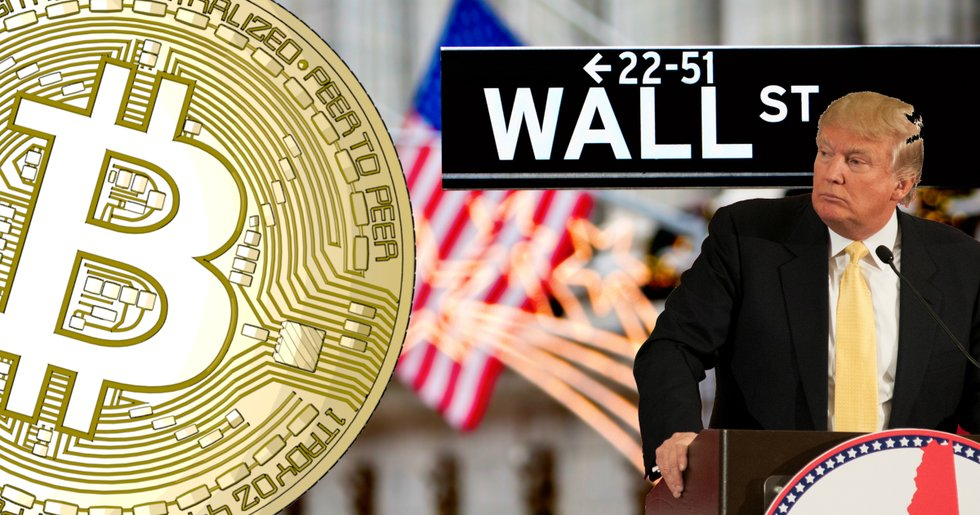 Bitcoin falls below $11,000 – while New York stock exchanges soar.