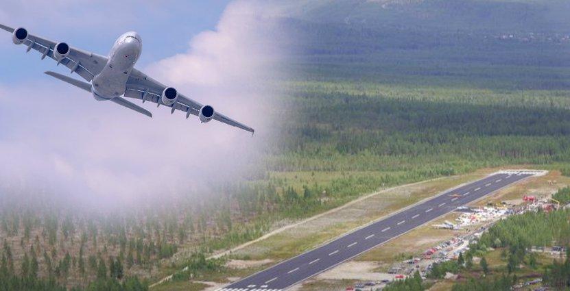 Nu vill destinationsbolagen i Funäs- och Vemdalen reda ut var Härjedalens nya flygplats ska byggas.