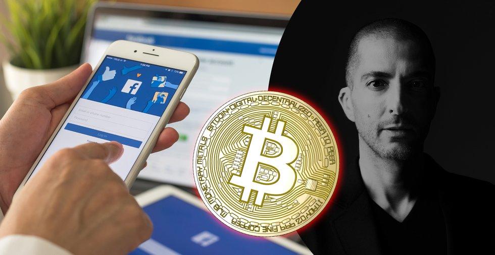 Utnyttjades i kryptobluff – nu stämmer dollarmiljardären Facebook