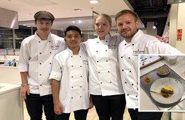 Morot tar svensk kock till final i San Pellegrino Young Chef