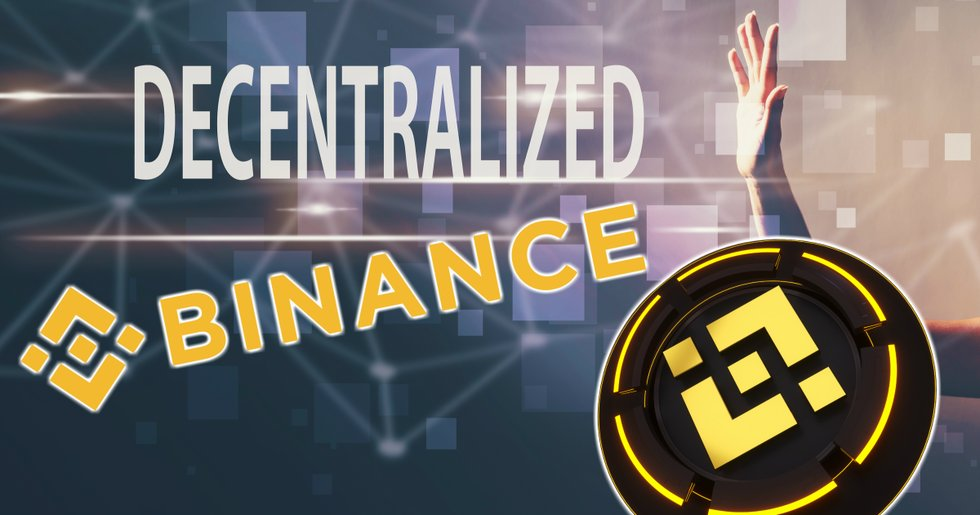 Binance aims to launch decentralized crypto exchange at the turn of the year.