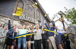 """Lisebergs vd: """"Inte den bästa nöjesparkssommaren"""""""