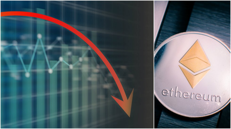 Daily crypto: The market is down – ethereum is once again below $200.