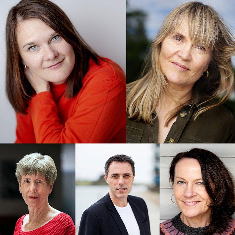 5 aktuella norska författare att läsa i år