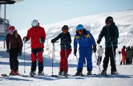 Nytt rekord för Sveriges skidanläggningar